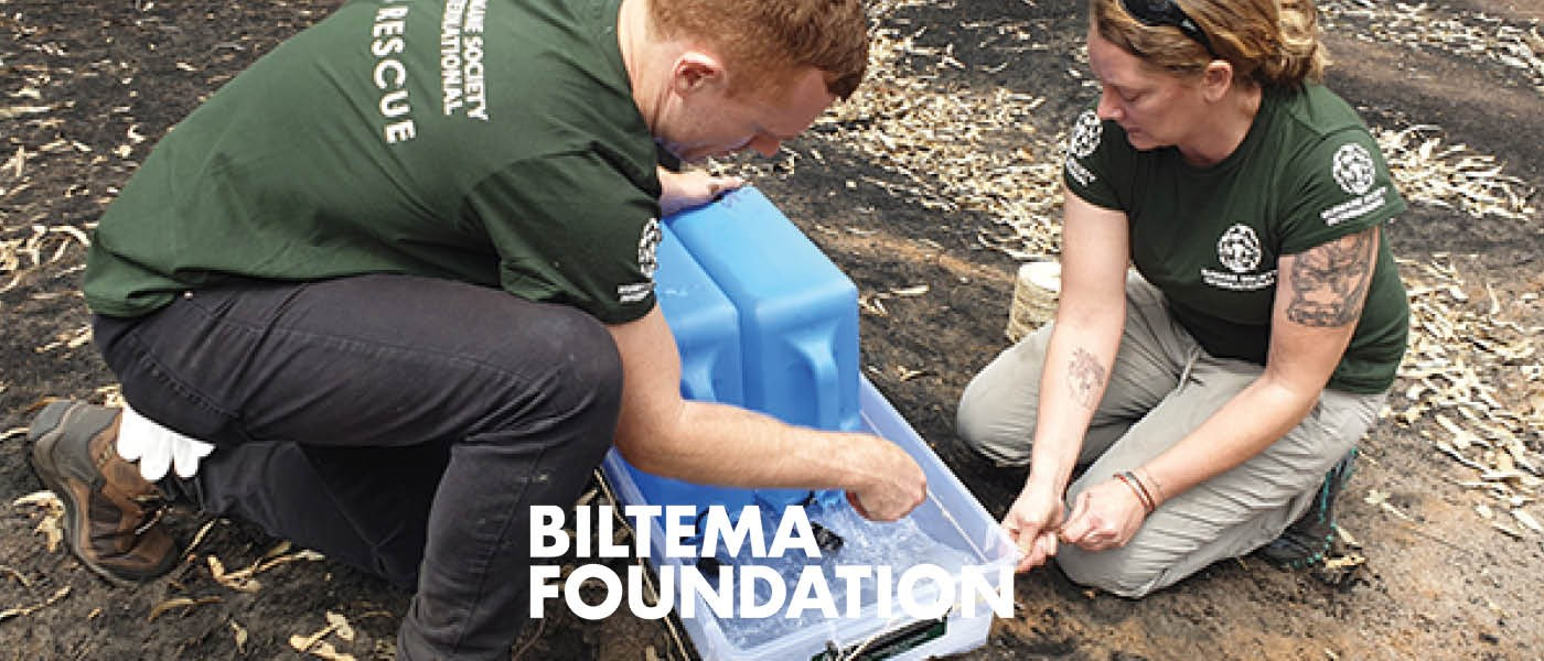 Biltema Foundation donates 1 million AUD to emergency help in Australia
