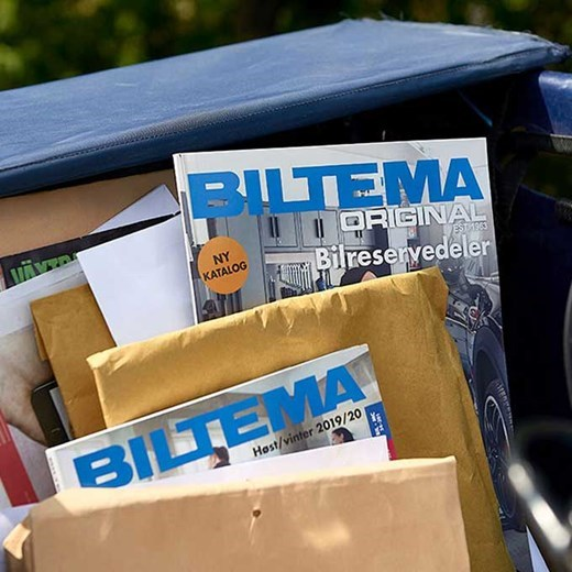 Historic launch for Biltema