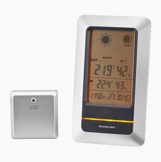 Wireless weather stations