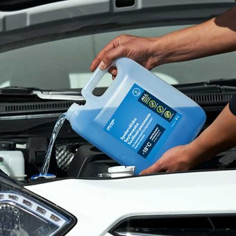 Windscreen washer fluids